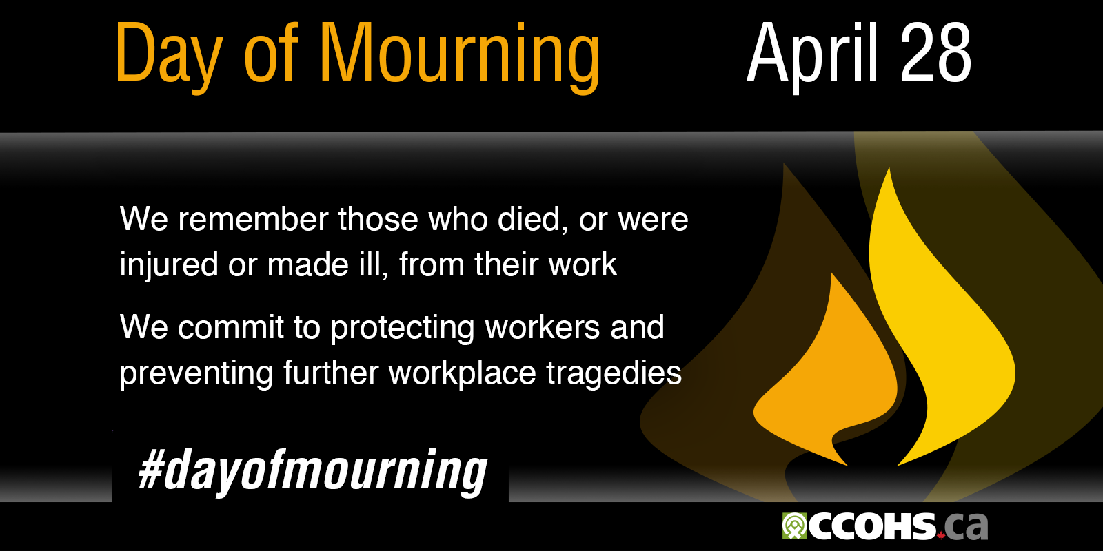 Image result for day of mourning 2019