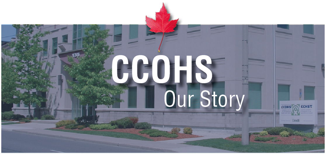 CCOHS Story collage