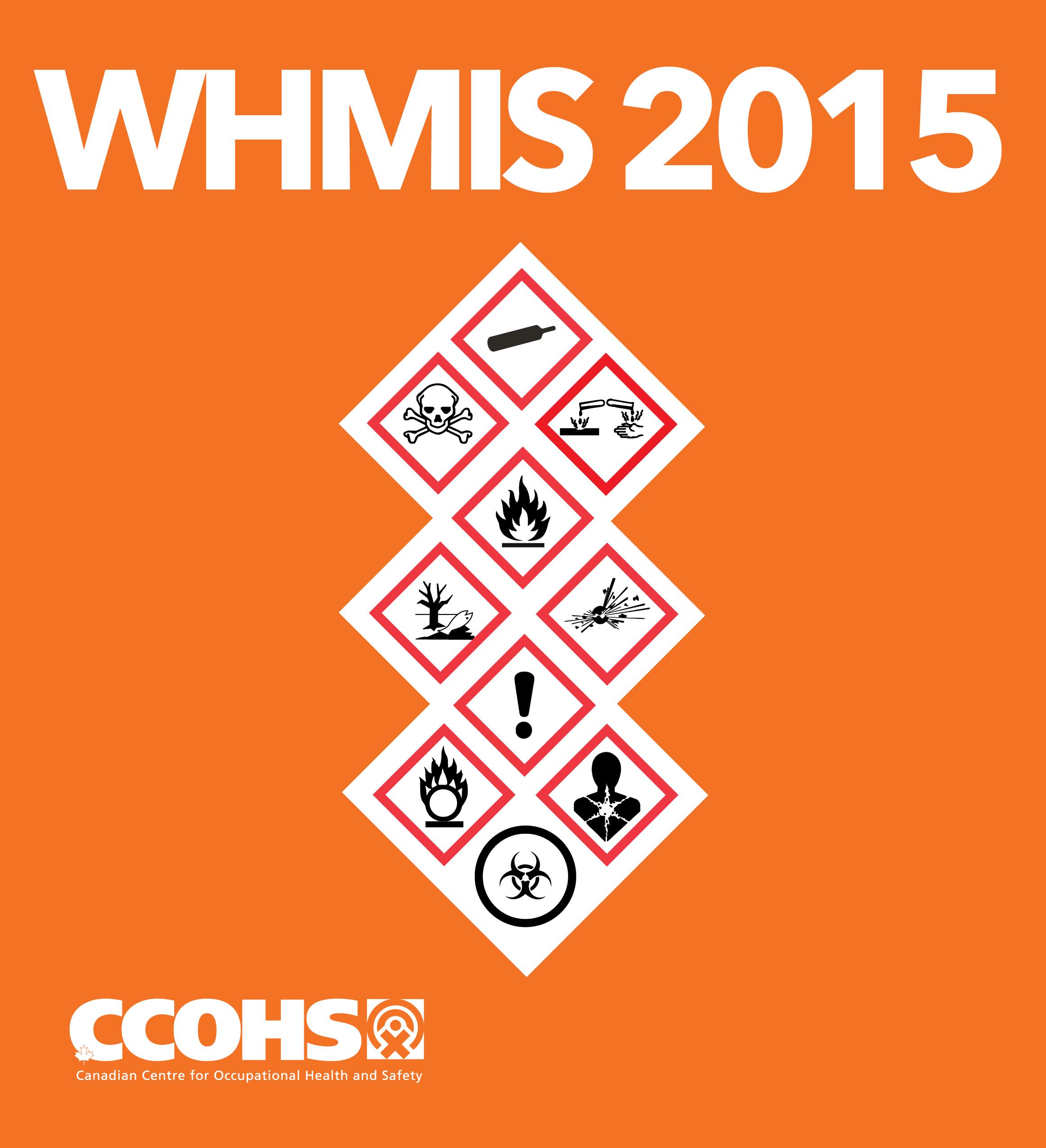 WHMIS 2015 poster's image