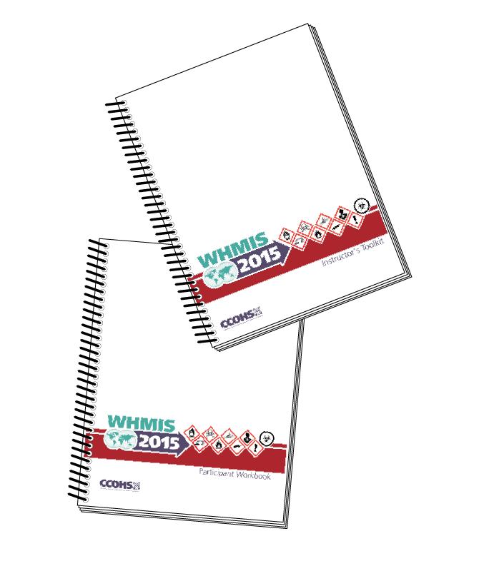 WHMIS 2015 Tool Kit collage