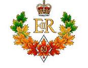 Emblem of Queen Elizabeth II Diamond Jubilee Award