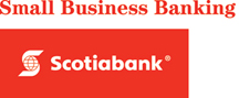 Small Business Banking: Scotiabank logo