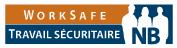 WorkSafe NB website