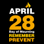 National Day of Mourning web pages