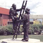 Fire Fighter's Monument