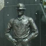Porcupine Miner's Memorial