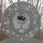 Fallen Worker's Monument