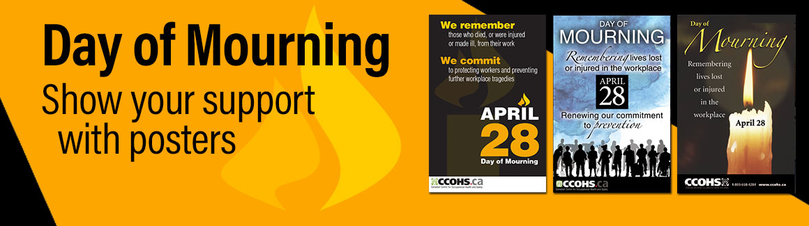 tab 2 Day of Mourning: show your support with posters