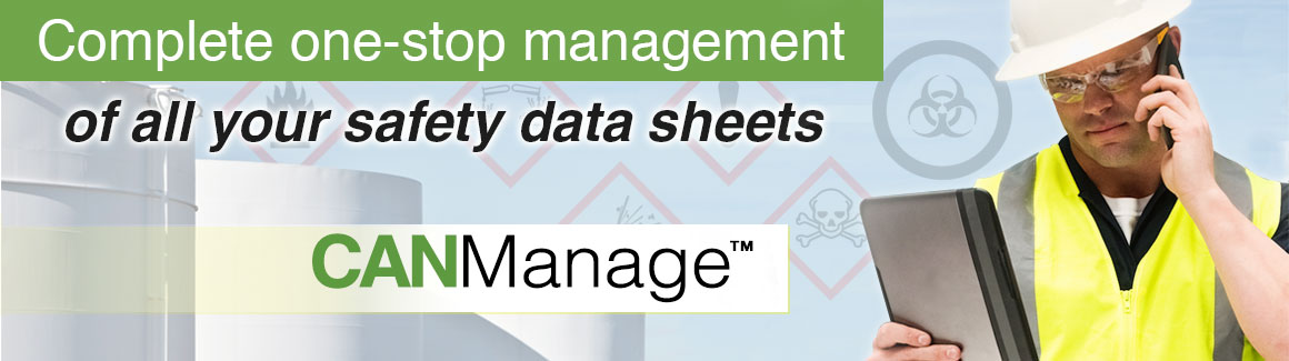 tab 5 Manage all your safety data sheets in one place.