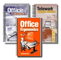 Office Health & Safety Guide, Office Ergonomics, Telework - Home Office