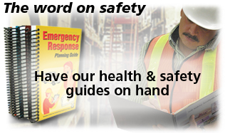 The world on safety: Have our health & safety guides on hand