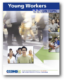 Young Workers On Topic Brochure in PDF