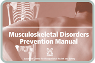 Musculoskeletal Disorders (MSD) Prevention Manual e-course