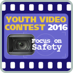 Focus on Safety Youth Video contest webpage