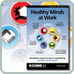 Healthy Minds: Workplace Support is Key webpage