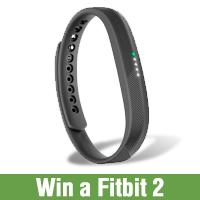 Win a Fitbit 2