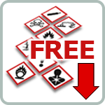 WHMIS 2015 Pictograms's webpage. Free download.