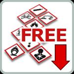 WHMIS 2015 Pictograms's webpage. Free download.