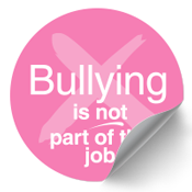 Bullying Sticker