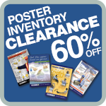 Poster Clearance Sale: Last Chance webpage.