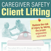 Reduce the risk of injury by taking the proper ergonomic approach