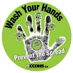 Wash Your Hands - Prevent the Spread