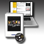 Teaching Tools – Basic main webpage