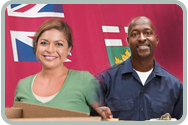 Health and Safety Awareness for Ontario Workers - featured e-course's webpage