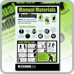 Manual Materials Handling poster