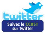 Suivez le CCHS sur Twitter
