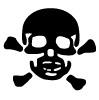 Hazard Symbol - Poison