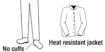 Fire/Flame Resistant Clothing