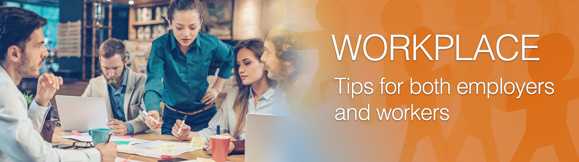 Tips for both employers and workers