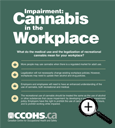 Impairment: Cannabis in the Workplace Handout
