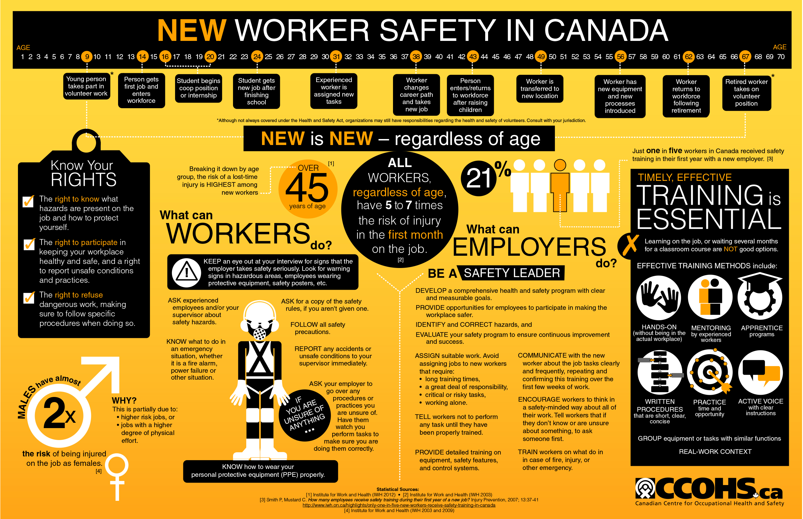 safety essays workplace The importance of safety a serious workplace injury or death changes lives forever - for families, friends, communities, and coworkers too human loss and suffering is immeasurable.