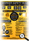New Worker Safety in Canada Infographic