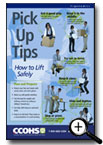 Pick Up Tips on How to Lift Safely
