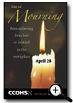 Day of Mourning (Candle)