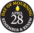 Day of Mourning Sticker