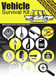 Vehicle Survival Kit Fast Facts Card