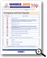 Picture: Symbols/Pictograms And Their Hazards