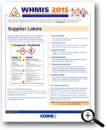 Supplier Labels After GHS