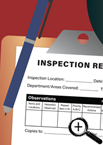 Workplace Inspections Infographic