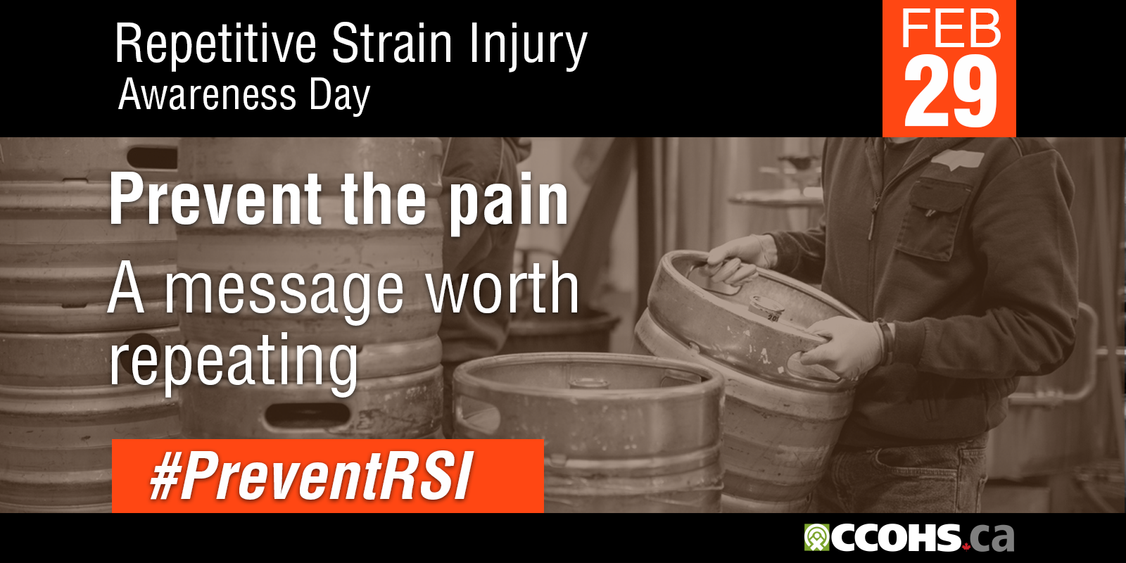 RSI Awareness Day - card 3