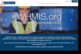 Visit WHMIS.org