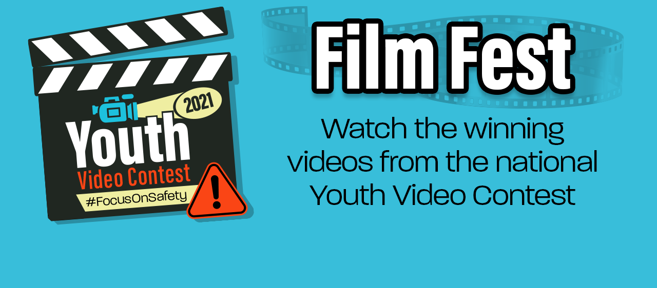 Focus on Safety Youth Video Contest 2020 banner's thumbnail
