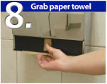 Grab Paper Towel
