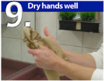 Dry Hands Well