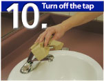 Turn Off the Tap