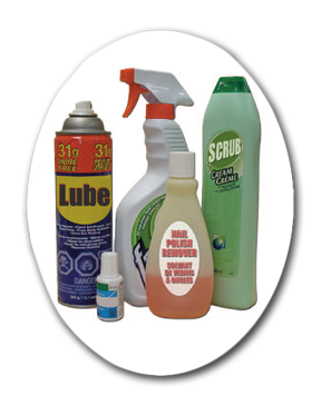 Chemical Hazards - Symbols